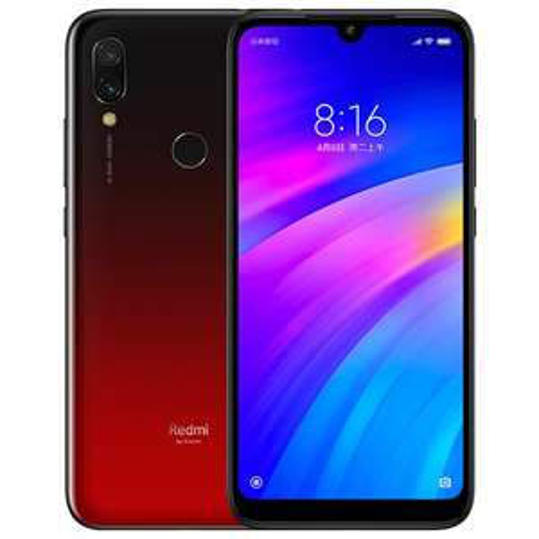 Red - Global ROM Xiaomi Redmi 7 3GB 32GB Smartphone  £90.07 Or £87.60 New Users @ Xiaomi Mi Store/Aliexpress