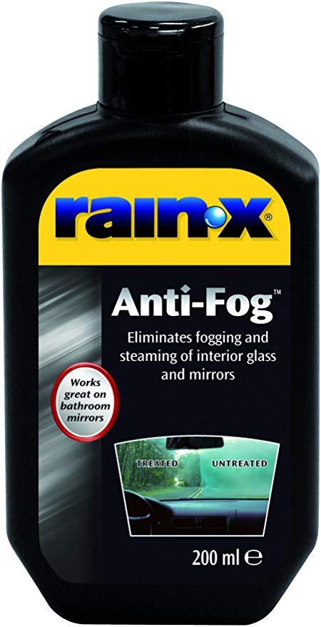 Rain X Anti Fog Glass Treatment, 200ml now £3 (Add On Item) @ Amazon