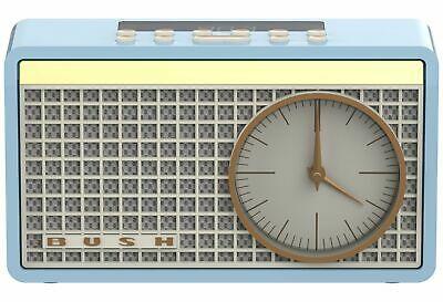 Bush Classic Retro Analogue Clock Radio - Blue. £4.99 @ Argos Ebay