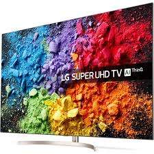 LG 65SK9500PLA 65 inch 4K Ultra HD HDR Full Array Smart LED TV - Refurbished £800.10 with code @ RicherSounds