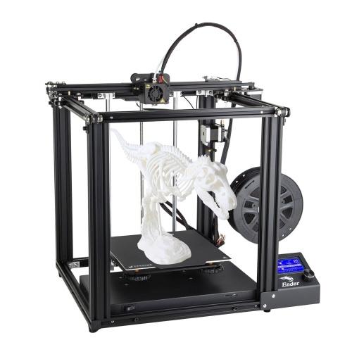 Creality 3D Ender-5 High Precision 3D Printer DIY Kit £212.93 Delivered (EU Shipping) @ Tomtop