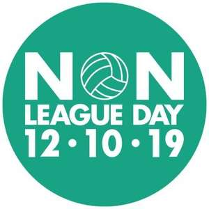 Non League Day 12/10/2019 - Supporting grass roots football - Reduced Prices or even Free Football Matches