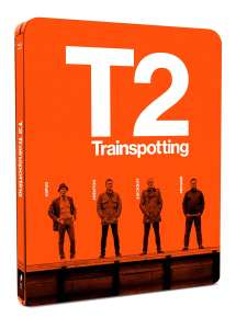 T2 Trainspotting (Steel Book with UltraViolet Copy) [Blu-ray] £4.99 @ Zoom
