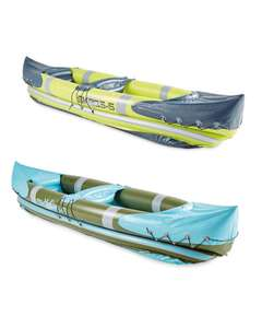 Inflatable Kayak - 75% off  - now £9.99 instore at Aldi (Reading)