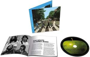 The Beatles - Abbey Road 50th Anniversary Edition CD now £7 (Prime) + £2.99 (non Prime) at Amazon