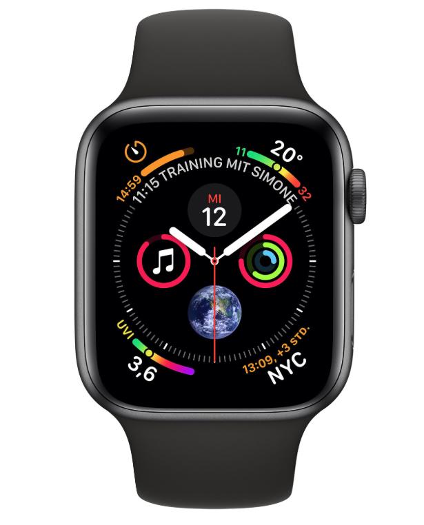Apple Watch Series 4 44MM GPS Refurbished £229 @ Envirofone