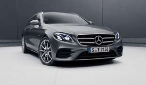 New Mercedes-Benz E Class Diesel Estate E220D AMG Line Edition Premium 5DR 9G-TRONIC - £31,295 @ Drive The Deal