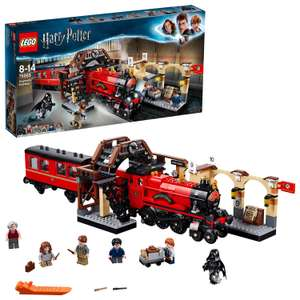 LEGO 75955 Harry Potter Hogwarts Express Train Toy, Wizarding World Fan Gift, Building Sets for Kids, Various - £51.97 @ Amazon