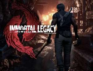 Immortal Legacy The Jade Cipher for PSVR £7.99 @ PSN