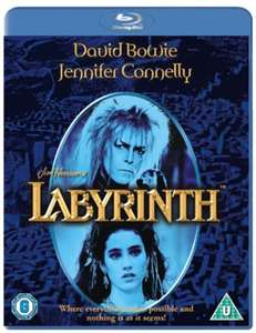 Labyrinth [Blu-ray] - £4 Delivered @ Zoom