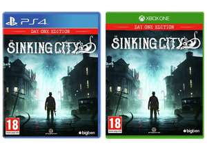 The Sinking City Day One Edition (PS4 / Xbox One) - £24.99 @ Argos