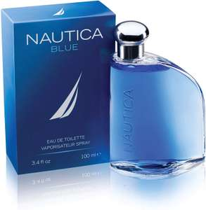 Nautica Blue Eau de Toilette for Men 100ml, £8.32 @ Amazon (Prime)/£12.81 (Non-Prime)