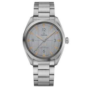 Omega Railmaster Men's Stainless Steel watch £3180 @ Ernest Jones