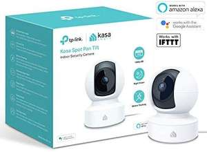 TP-Link Security Camera, Indoor CCTV, 360°, No Hub Required, Works with Alexa, Google and IFTTT, 1080p,  - £35.99 @ Amazon