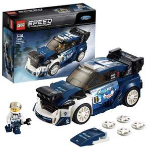 LEGO 75885 with Driver Minifigure Race Toy Car £7.98 at Amazon Prime / £12.47 Non Prime