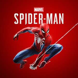 Marvel's Spider-man PS Store £21.49 with PS Plus at Playstation PSN