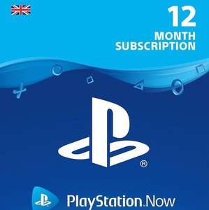 12 Months PlayStation Now Subscription (PS4 & PC) £39.69 @ CDKeys