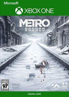 [Xbox One] Metro Exodus - £16.99 @ CDKeys