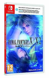 Final Fantasy X/ X-2 HD Remaster Nintendo Switch NEW (US region) for £24.78 Delivered @ Ebay/evergameuk