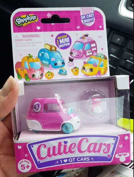 Shopkins cutie cars £1.50 @ Morrison's instore
