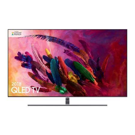 "SAMSUNG QE55Q7FNA 55"" Q7F QLED 4K Certified Ultra HD Premium HDR 1500 Smart TV Free 5 Year Warranty £899 at RGB Direct"