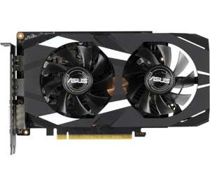 ASUS GeForce GTX 1660 Ti 6 GB Dual OC Graphics Card £270 at Currys PC World