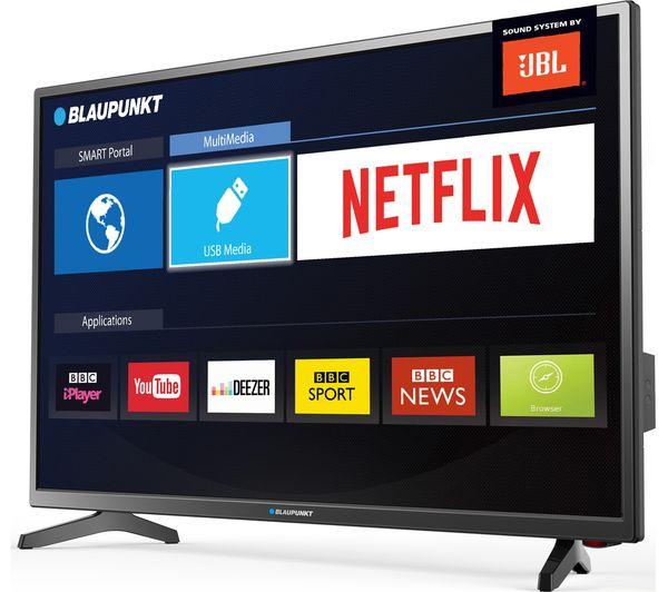 "Blaupunkt 32/138MXN 32"" Smart LED TV £149 Delivered @ Currys PC World"