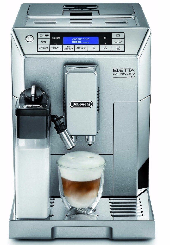 De'Longhi Eletta Cappuccino ECAM 45.760.W Bean to Cup, White £499.97 at Amazon