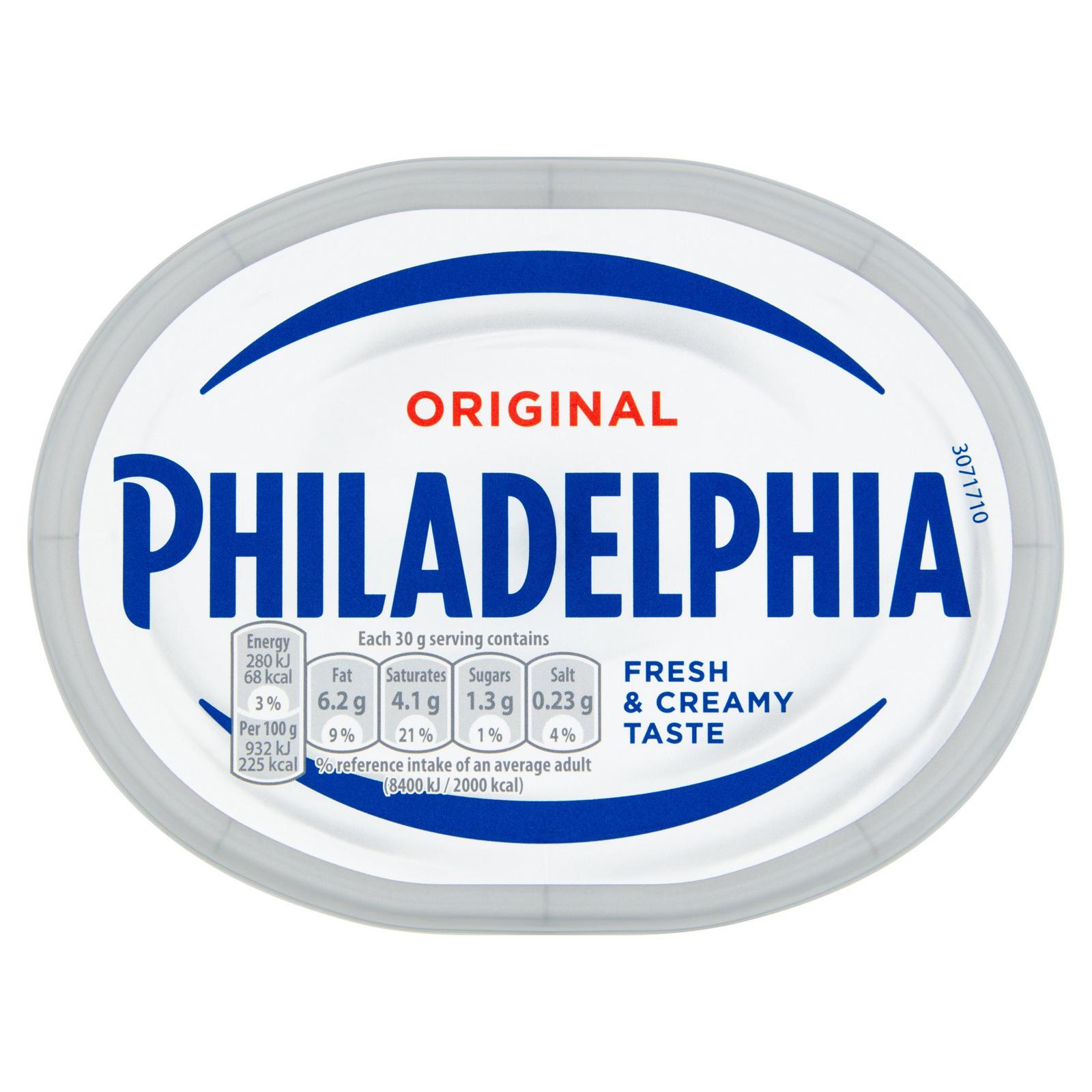 Philadelphia cheese Original and Light 180g - £1 instore @ Co-operative