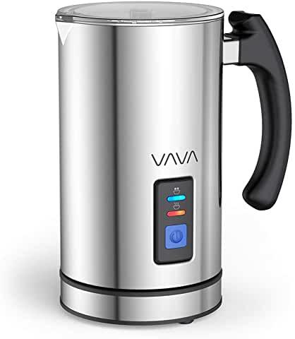 VAVA Milk Steamer Foamer £25.49 Sold by Sunvalleytek-UK and Fulfilled by Amazon (Lightning Deal)