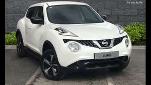 Nissan Juke 1.6 Bose Personal Edition 24mth lease 10000 miles per year Automatic £3,584.51 total (Amortised £149.35 month) @ V4B