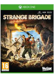 Strange Brigade on Xbox One for £6.99 Delivered @ Simply Games
