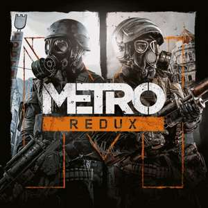 Metro Redux Collection (PS4) £5.79 @ PlayStation Store