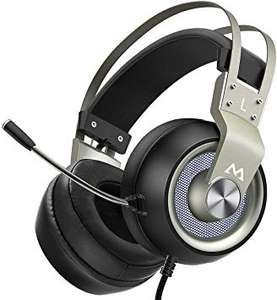 Mpow Gaming Headset - £19.99 Prime / +4.49 non Prime - Sold by HBH LTD and Fulfilled by Amazon