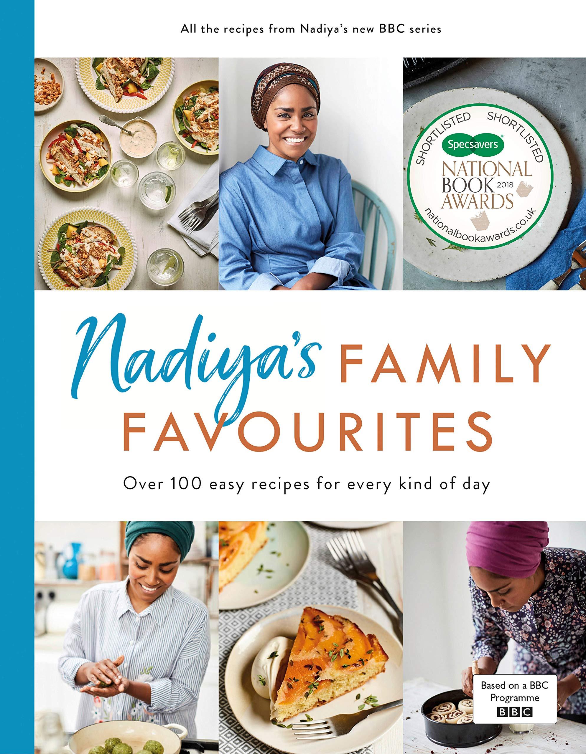Nadiya's Family Favourites Hardback - £7 @ Amazon - Free Delivery with Prime / +£2.99 non Prime