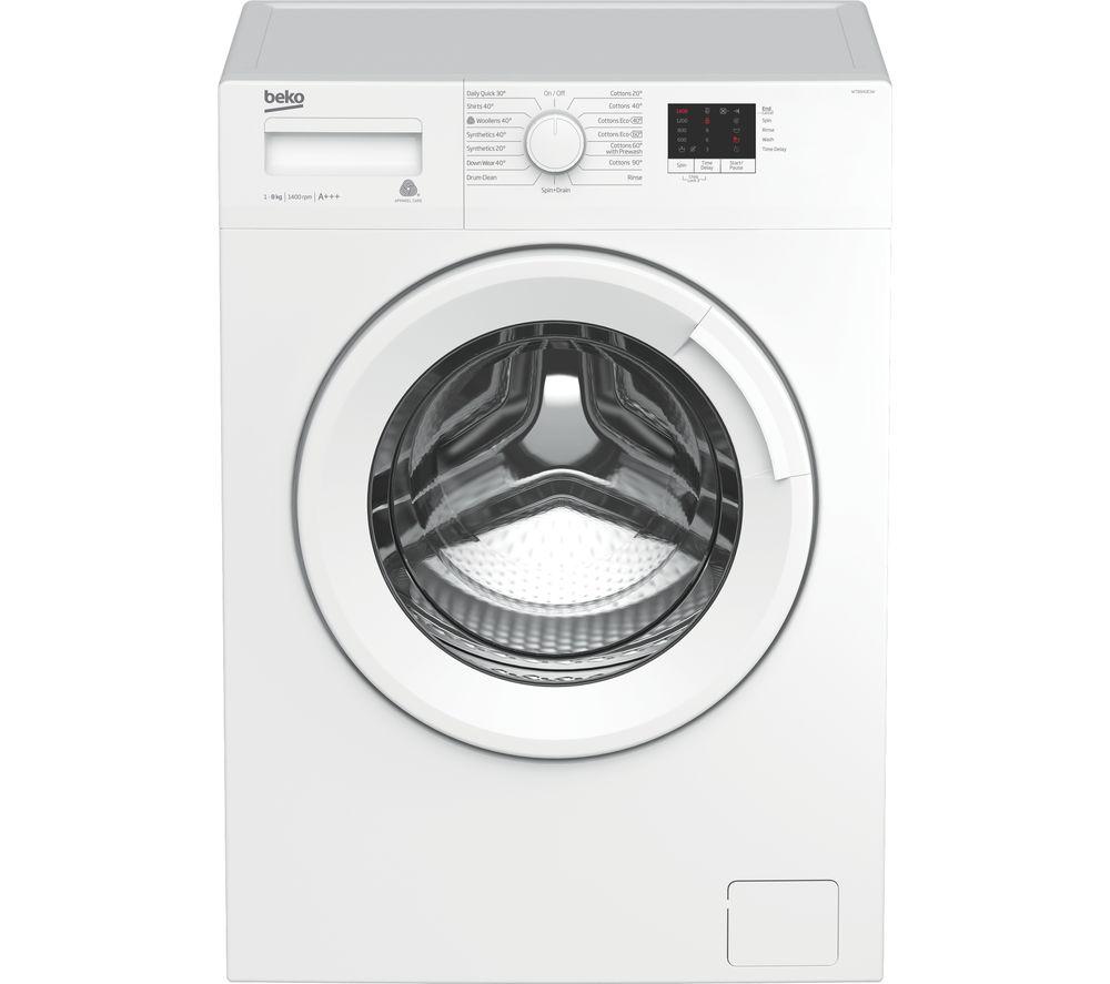 BEKO WTB840E1W 8 kg 1400 Spin Washing Machine £189 @ Currys