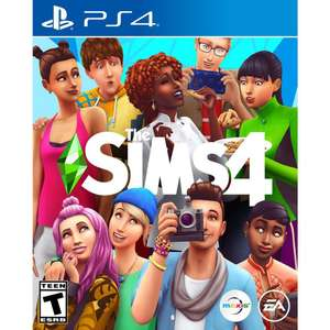 The Sims 4 - £17 - PS4 / Xbox One @ Tesco in-store