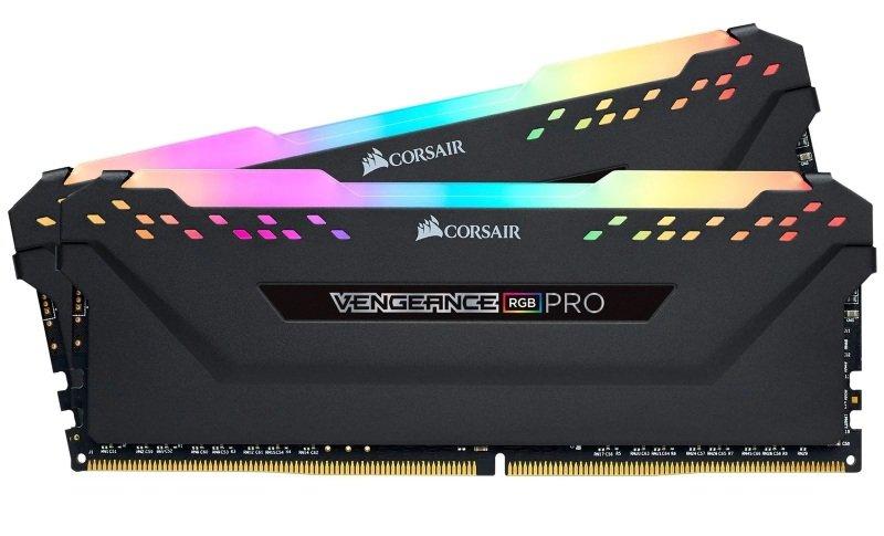 Corsair Vengeance RGB PRO 16 GB (2 x 8 GB) DDR4 3200 MHz C16 £84.42 at Amazon