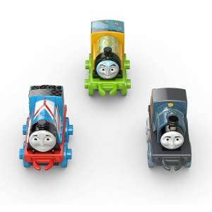 Thomas the Tank Engine Minis 3pk 99p at Home Bargains instore