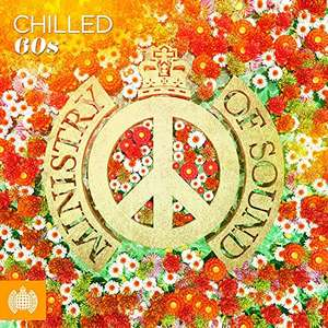 Ministry Of Sound - Chilled 60s [3CD Compilation] + MP3 version - £3.79 delivered @ Amazon Prime / Non-Prime £6.78