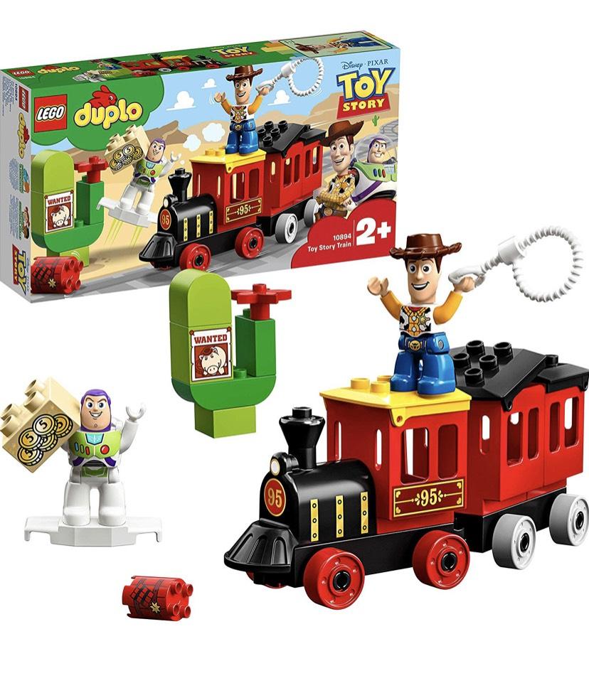 LEGO 10894 Duplo Toy Story 4 Train at Amazon for £13.99 Prime / £17.48 non Prime