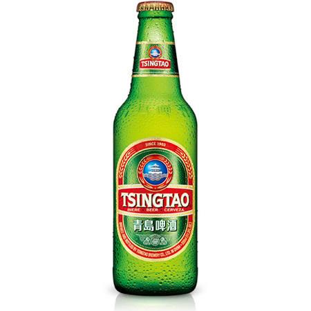 Tsingtao beer 12x 330 ml bottles £6.99 @ B&M instore