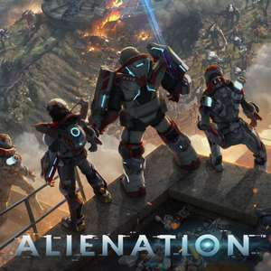 Alienation (PS4) @ PlayStation Store for £3.99