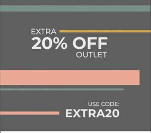Extra 20% off House of Fraser outlet using code (suit jackets from £24)