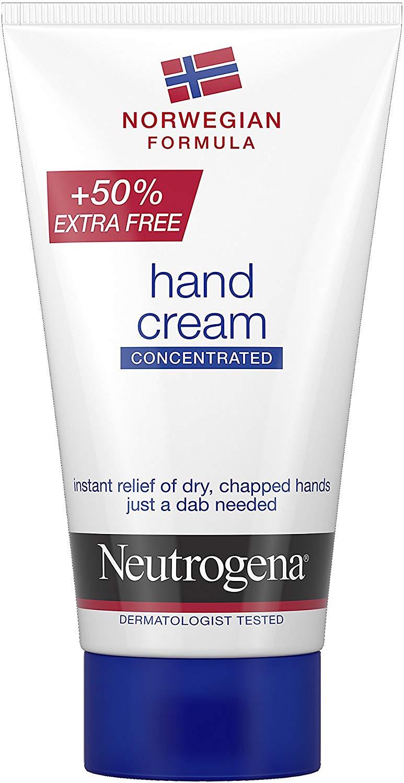 Neutrogena Norwegian Formula Hand Cream, 75 ml - £2.50 at Amazon Prime Add On