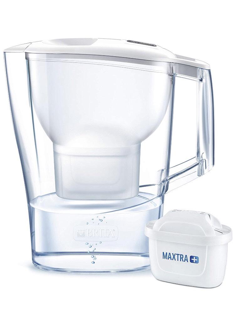 BRITA Aluna water filter jug MAXTRA+, White - Fridge fit [Energy Class A] £7.87 at Amazon Prime / £12.36 Non Prime