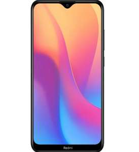 Xiaomi Redmi 8A 2GB/32GB Dual Sim - Black Smartphone £96.99 With Code @ eGlobal Central