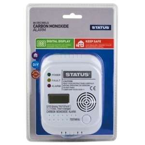 Status Carbon Monoxide Alarm for £5 (down from £15) at Morrisons (instore) Crawley