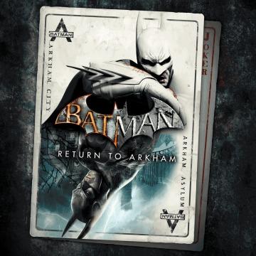 Batman: Return to Arkham £12.99 at Playstation PSN