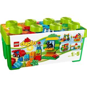 LEGO Duplo All-in-One-Box-of-Fun 10572 £19.99 at Smyths Toys